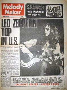 Melody Maker (UK) Jan 1970
