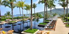 Andara Resort and Villas: Spend your days lounging by the black-bottomed infinity pool.