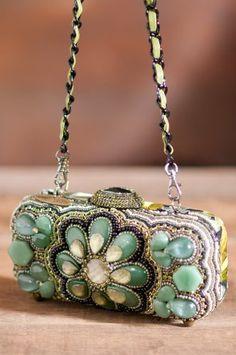 Agave Mary Frances Handbag: Handbags: Amazon.com
