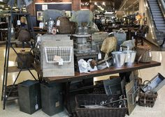 Check out the latest from the Magnolia Home Line and see tons of amazing farmhouse finds. Nebraska Furniture Mart is a 1 stop shop for your home.