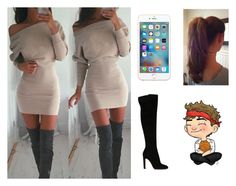 """""""Untitled #195"""" by selena-cage ❤ liked on Polyvore featuring Gianvito Rossi"""