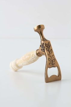 Carved Hammer Bottle Opener - for the modern woman of the 21st century