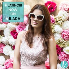 Platinoir expresses fashion in the most delicate colors, stating that elegance never goes out of style. Their collection boosts pastel and subtle; sprinkling elegance all over.  Platinoir will make you fall in love with textures and delicate hues this season. Shop the collection here: http://www.vilara.com/listing/online-store/platinoir