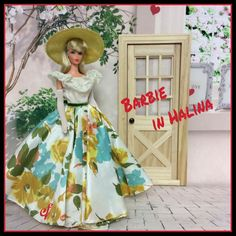 Barbie in Halina