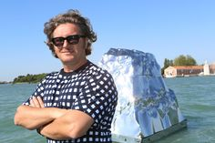 Helidon Xhixha, Syria's Venice Biennale Pavilion Confronts Global Warming's Destruction Photo: courtesy of Contini Art UK.