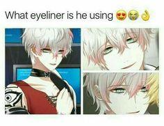 Ah the eyeliner is called tomorrow torture and brainwashing and it works wonders!!