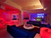 Sous-Sol - Eventlokal in Zurich - Event location can be rented - parties place - Die Lounge die man mieten kann