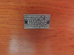BERNSTEIN AMBER BOX KÖNINGSBERG PR - BUTTERSCOTCH ART DECO in Art, antiquités…