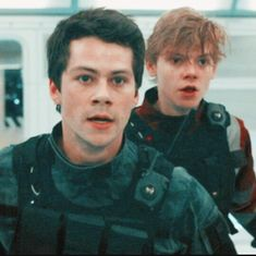 Maze Runner Thomas, Newt Maze Runner, Maze Runner Movie, Teen Wolf, Will Poulter, Wattpad, Thomas Brodie Sangster, Dylan O'brien, Tv Shows