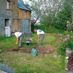 l'épaisseur Stepping Stones, Shed, Construction, Outdoor Structures, Outdoor Decor, Plants, Terrains, Mario, Gardens