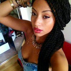 Havana Twists • Marley Twists • Senegalese Twists • Protective Style