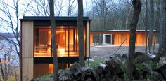 Camouflage House / Johnsen Schmaling Architects