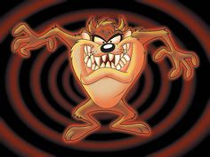 Devil Tasmanian Tune Looney Toons   Looney Tunes - Posters, prints, books, movies, soundtracks, gifts ...
