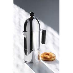 La cupola * Espressomaschine-Breakfast