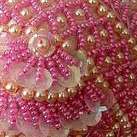 De bordado con perlas y lentejuelas. Comentarios: LiveInternet - Russian servicios en línea Diaries