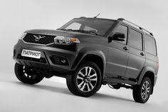 УАЗ представил спецавтомобили набазе «Пикапа» и«Патриота» - Новинки - Журнал - Quto.ru