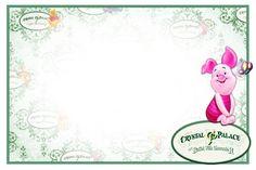 Piglet Crystal Palace Autograph Page