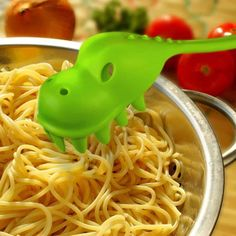 When it comes to useful gadgets and tools pasta is a food that seems to get more than most others. But what are the very best pasta gadgets? Prehistoric Pets, Cute Dinosaur, Fusilli, Heart For Kids, Kitchen Gadgets, Kitchen Utensils, Kitchen Stuff, Italian Recipes, Macaroni And Cheese