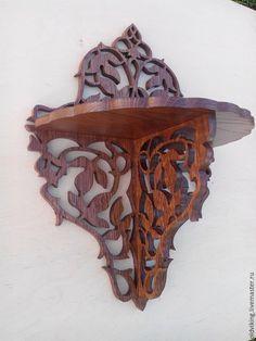 Мебель ручной работы. Ярмарка Мастеров - ручная работа. Купить Полка R 1. Handmade. Полка, цвет под заказ