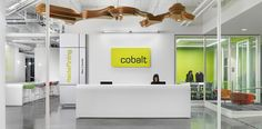 Cobalt Office Interiors | Perkins+Will –Vancouver, British Columbia 2011