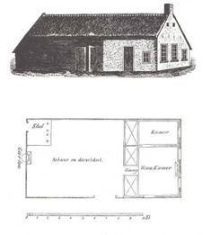 Berekening kosten huisgezin Maatschappij van Weldadigheid (1818) | Familie Brandsma