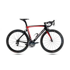 Pinarello Dogma F8 2015 Dura Ace Di2 Black/Red 952 - Bikes | The Bike Rooms