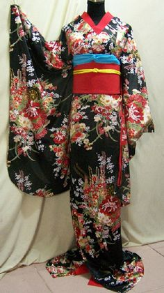 6ebe02bba Tradicional Japonês Gueixa Quimono trajes Conjunto completo para Mulheres  Quimono Tradicional