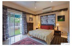 3 Bhk Villa at Forest Trails, Bhugaon, Pune - Guest Bedroom Forest Trail, Traditional Bedroom, Pune, Cool Designs, Villa, Interior Design, Spaces, Furniture, Home Decor