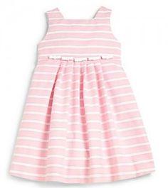 4e6744d0b1d Florence Eiseman Designer Children s Clothing Collection. Designer ChildrenStriped  DressPink WhiteFlorenceGirl ...