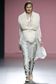 Duyos - Madrid Fashion Week O/I 2014-2015 #mbfwm