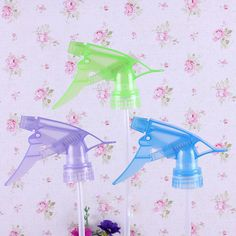 Durable Plastic Misting Spray Bottle Nozzle Sprayer Head Useful Au