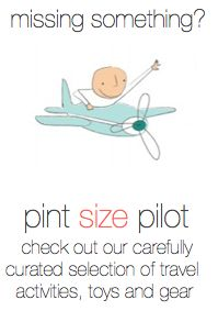 Tips for Travel with infants, babies, toddlers and kids