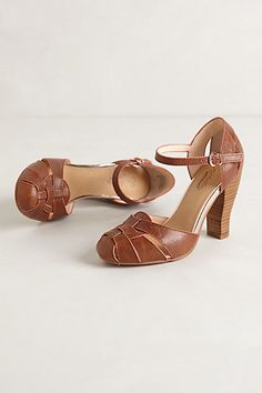 Lollygag Mary-Janes #anthropologie #anthrofave