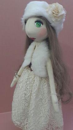 Hunaida & hanadi dolls