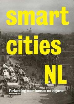 Informatiekrant over de resultaten van de beleidsverkenning Smart Cities in 2014 (Ministerie van Infrastructuur en Milieu, directie Ruimtelijke Ontwikkeling)