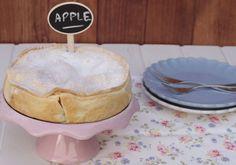 Tarta de manzanas