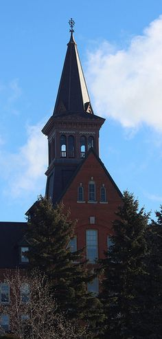 Old Mill at University of Vermont