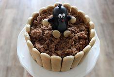 Lahodný krtkův dort kprvním narozeninám