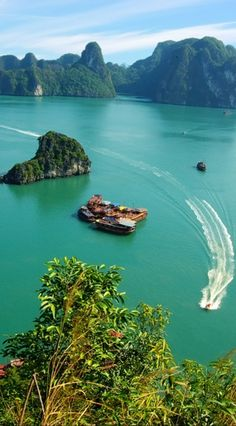 Access Trips offers an optional post-trip cruise to the stunning Halong Bay.