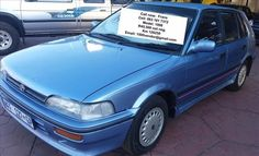 Find Used Cars for Sale in Northern Pretoria! Search Gumtree Free Classified Ads for Used Cars for Sale and more in Northern Pretoria. Cars For Sale Used, Used Cars, Free Classified Ads, Pretoria, Toyota, Vehicles, Car, Vehicle