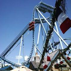 Busch Gardens | 26 Underrated Amusement Parks To Visit Before You Die