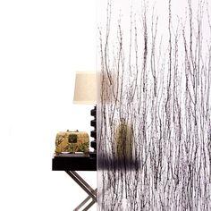 decorative resin panel birch fade Lumicor panels home decorating ideas