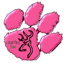 browning symbol in Tiger Paw Go Clemson Tigers!
