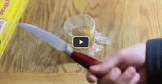 Vinegar the magic liquid. Watch and save lots