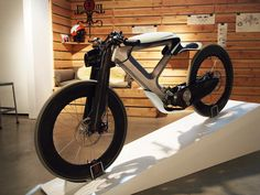 Modern take on a board track racer, love it! - repined by http://www.motorcyclehouse.com/ #MotorcycleHouse