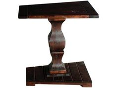 The mid century modern Remy tables contain unique hand distressing to show off the fine craftsmanship of today but the time honored treasure of tomorrow.