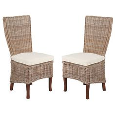 I pinned this Kubu Dining Chair (Set of 2) from the Furniture Classics event at Joss and Main!