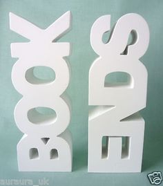 BOOK ENDS Words Bookends