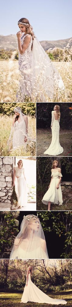 45 Effortlessly Beautiful Bohemian Wedding Dress!