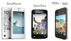 3 móviles nuevos para Navidad: Iggy, YotaPhone y Quechua   Bolsa Spain
